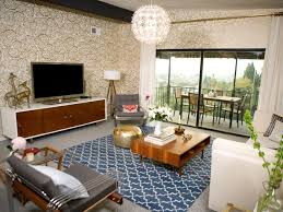 Mid Century Modern Living Room Photo Page Hgtv