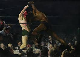 george wesley bellows both members of this club 1909 national gallery