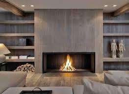 fireplace interior design. metalfire fireplace with a modern wood look interior design r