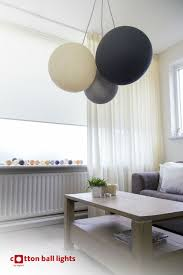 Woonkamer Decoratie Laat Je Inspireren Door Cotton Ball Lights