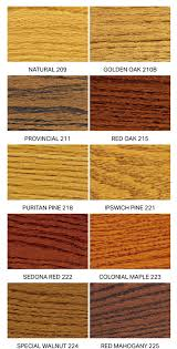 colors of wood furniture. Below Are Samples Of Different Colors. Please Note - Each Piece Wood Will Take Stain Differently And May Not Match The Perfectly Colors Furniture