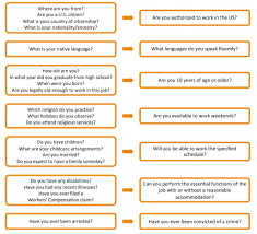 Good Questions To Ask The Interviewer 10 Good Questions To Ask An Interviewer Resume Samples