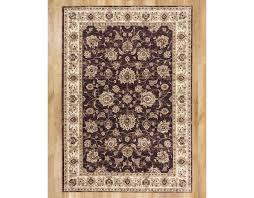 alhambra 6992a dark blue red rug