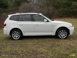 Coupe Series bmw x3 3.0 si : Alpine White 2007 BMW X3 3.0si Exterior Photo #40681618 | GTCarLot.com
