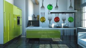 17 Cool Wall Murals For Your Kitchen