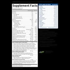 Protein In Foods Chart Usda Raw Fit High Protein Garden Of Life
