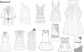 Illustrator Fashion Templates For Men Garment By Nadia Faubert