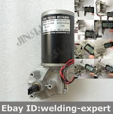 century welder 24v oem century mig welder wire drive feed motor replacement oslv mamco motor