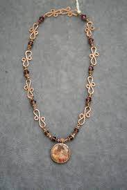 Designer Wire Jewelry Wire Jewelry Patterns Beautifully Handcrafted Copper Wire