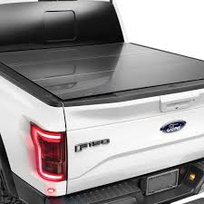 WeatherTech® 8HF010036 - AlloyCover™ Hard Tri-Fold Pickup Truck Bed ...