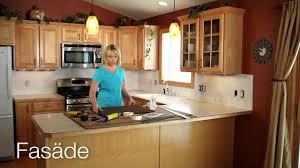 No Backsplash In Kitchen Diy Backsplash No Contractor Needed Youtube