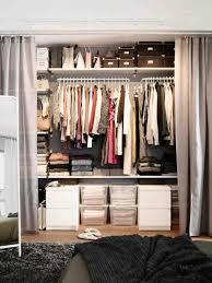diy closet curtain closet walk in decor