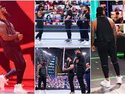Jimmy Uso makes shock return during ...
