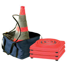 Lighted Collapsible Traffic Cones 28