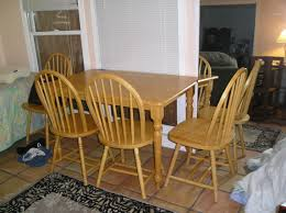 wood kitchen table chairs throughout impressive tables 4 clean a final design
