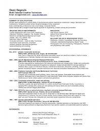 Hvac Resume Objective Resume Online Builder