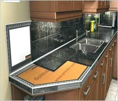 modern tile kitchen countertops exellent diy for countertop ceramic designs 49