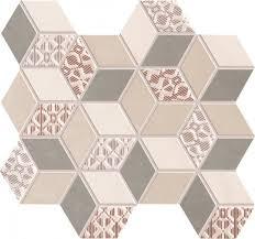 <b>Декор Marca Corona</b> Work Mix Gloss Rombi 26х28 – купить в ...