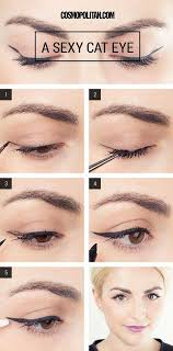 eye makeup cheat sheets that everyone will wish they had years ago create a perfect