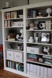 Crown moldings will change the look of a IKEA Billy bookcase to be more  expensive.