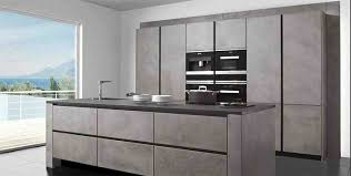 Small Picture Concrete Kitchens with an Elegant Appeal Amberth Interior Design
