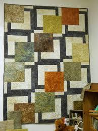 BQ Quilt Pattern - Shop Online at Creations & BQ Quilt Pattern model in Stonehenge fabrics Adamdwight.com
