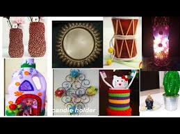 10 best out of waste craft ideas 10 diy