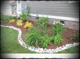 Front House Simple Landscape Design Front Yard Landscaping Ideas Small House Simple Garden