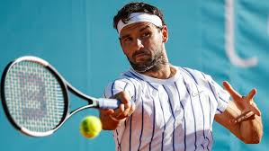 Unlike grigor dimitrov and other pros, we don't change racquets every 6 games and we actually need our s*** to last. Grigor Dimitrov The Virus Has Hit Me Hard Tennisnet Com