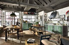 Industrial Kitchen 32 Industrial Style Kitchens That Will Make You Fall In Love