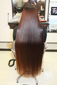酸性湿熱ストレート ロングヘア Long Hair Photo ロングヘア髪の毛