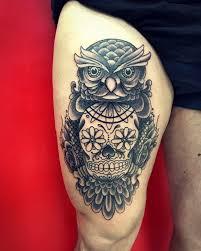 Tatuaggi Per Gambe Creativi E Unici Livio Tattoo Aversa