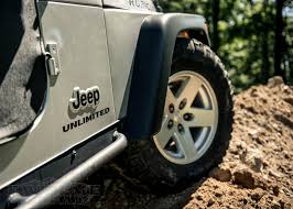 Choosing The Best Jeep Wrangler Tires For Off Road On Road