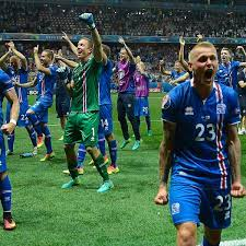 A 2016 football moment to remember: Iceland light up Euro 2016   Iceland