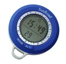 Multifunction Digital Altitude Meter Fishing Barometer