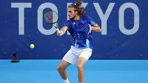 Under Pressure, Stefanos Tsitsipas Responds In Tokyo Opener   ATP Tour