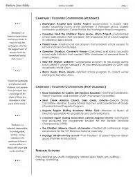 Teachers Resume Example Examples Of Resumes