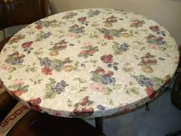 vinyl patio tablecloth fitted round plastic tablecloths best round vinyl fitted tablecloth bistro patio kids table