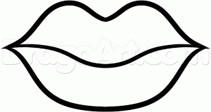 Small Picture Coloring Book Lips Body parts lips colouring pages page