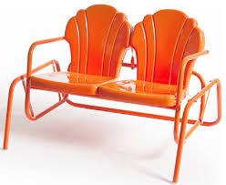 Hampton Bay Melbourne Double Glider  BetterimprovementcomOutdoor Glider Furniture