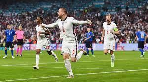 نتيجة مباراة انجلترا وايطاليا في نهائي بطولة يورو 2020.. الأسود تباغت  الآزوري