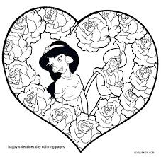 Valentine Coloring Pages Disney Valentine Coloring Pages Valentines