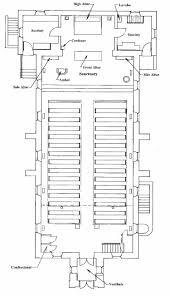 Church Blueprints Design The Church Building The Building Is A Great Symbol Of What