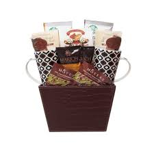 starbucks coffee ortment gift basket