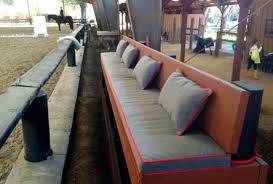 sofa and window seat cushions