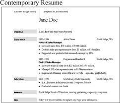 Bolster the Content of Your Resume
