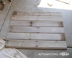 barn wood sign wall art diy tutorial