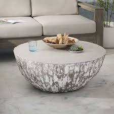 coffee table west elm concrete coffee table drum coffee table nz astounding drum coffee
