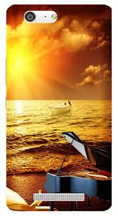 Gionee Gpad G5 Printed Cover By TrilMil ...
