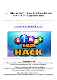 Google it. even my technophobe grandma understands what that means, and almost everyone with experience of the internet has used the company's services in some shape or form. 2019 How To Get Free Chips Coins And Powerplays For Your Bingo Bash App Hack Cheats Generator Ios By Brian Jenkimr 22 1 983 Issuu